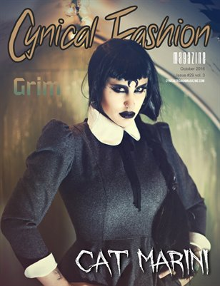 Cynical Fashion Mag Issue #29 Vol.3