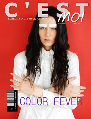 C'est Moi Magazine Issue Twenty Three