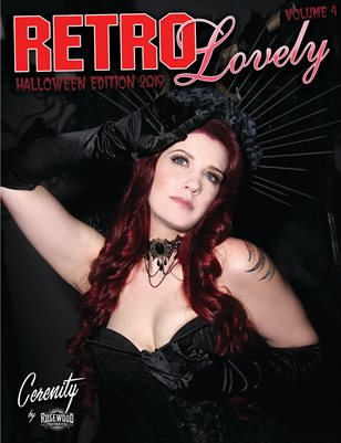 Retro Lovely Halloween 2019 Volume No.4 – Cerenity Cover