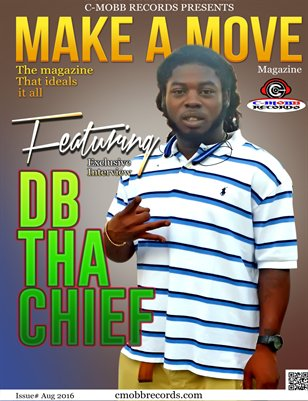 Make A Move Magazine Issue 1