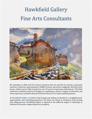 Hawkfield Gallery Fine Arts Consultants