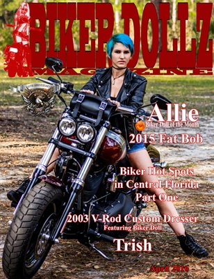 Biker Dollz April 2016