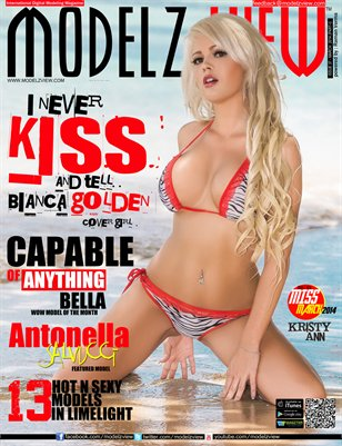 MODELZ VIEW MAGAZINE MARCH 2014 PART 1