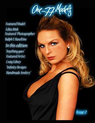 One-77 Models Magazine Issue 2