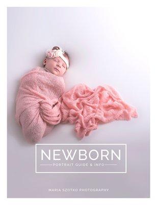 Maria Szotko Photography - Newborn Portrait Guide & Info