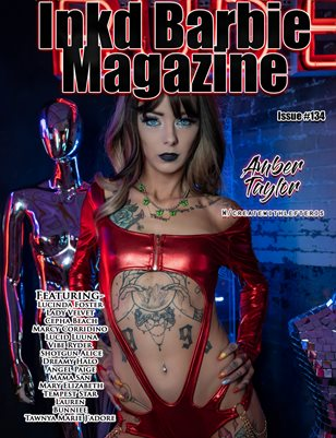 Inkd Barbie Magazine Issue #134 - Amber Taylor