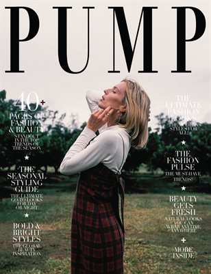 PUMP Magazine - Ultimate Fashion Edition - Vol.7
