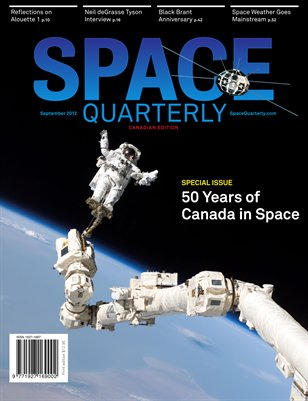 Space Quarterly - September 2012 (Canada Edition)