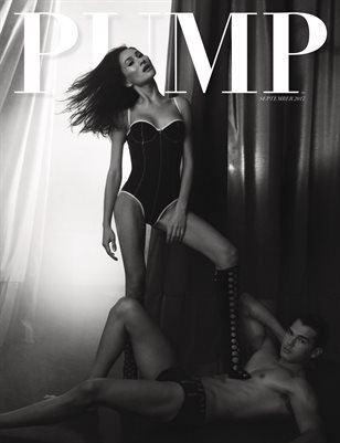 PUMP Magazine - Black & White Edition Vol. 2