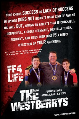 The Westberry's FF Family Poster