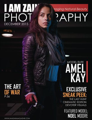 I Am Zain: Photography Issue 24