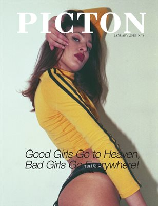 Picton Magazine January 2019 N27 Cover 2