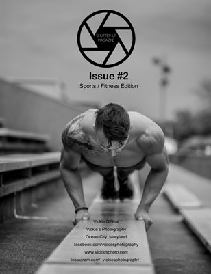Shutter Up Magazine Issue #2