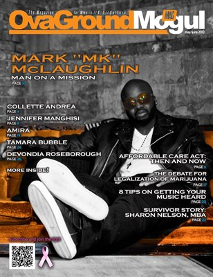 "Mark ""MK"" McLaughlin  May / June 2013"