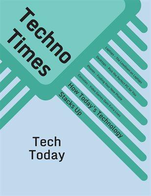 Techno Times: Tech Today