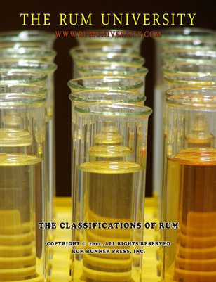 The Rum University: Classifications of Rum