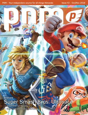 Pure Nintendo Magazine (PNM) Issue 43