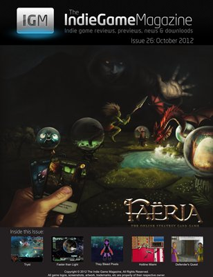 Issue 26: October 2012