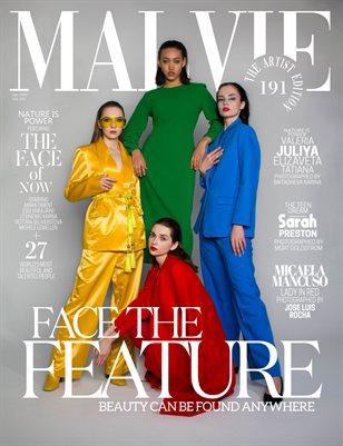 MALVIE Magazine The Artist Edition Vol 191 April 2021