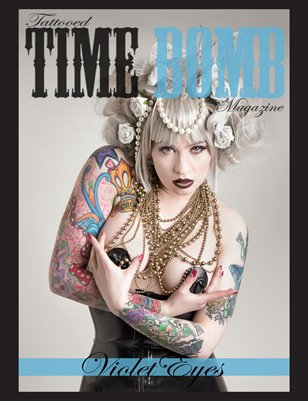 Tattooed Time Boomb Magazine Issue #5