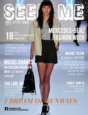 Seek.me Magazine Issue SEVEN