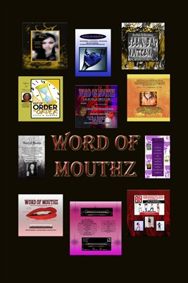 Word of Mouthz 9th Issue Poster
