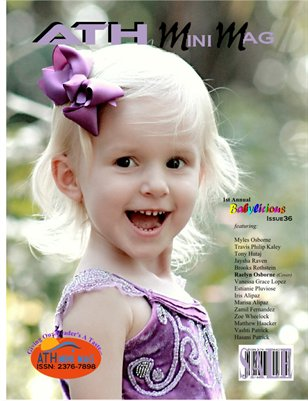 Issue #36-Babylicious Calendar Talent Issue