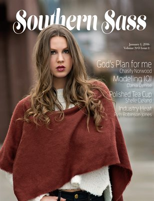 Southern Sass Volume #3 Issue One