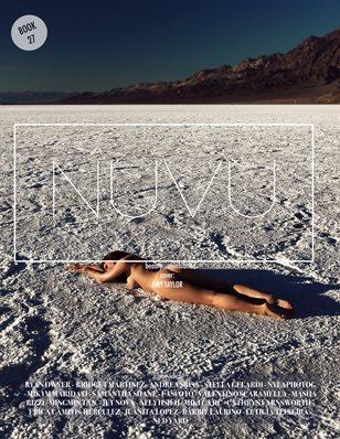 NUVU Magazine Book 27 ft. Amy Taylor