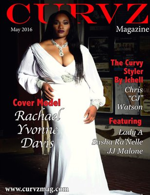 Curvz Magazine Issue May 2016