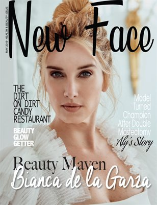 New Face Fashion Magazine - Issue 29, May '19 (1)