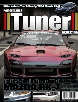 Performance Tuner Magazine Volume 16 February 2015