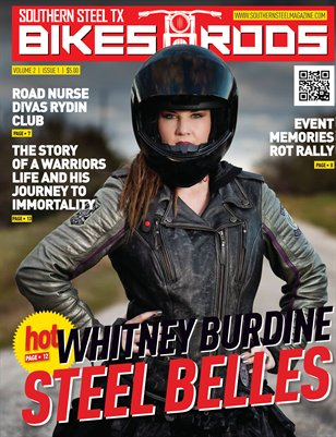 Southern Steel Bikes~N~Rods July/August 2016