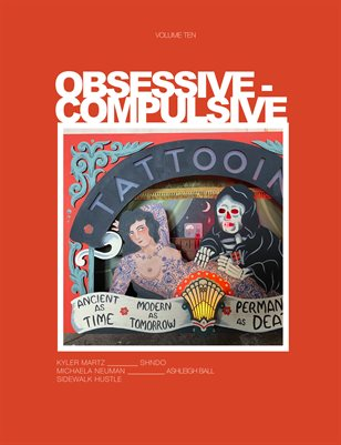 OBSESSIVE-COMPULSIVE Vol. X