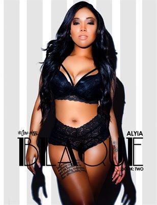 Blaque: Book Two (Alyia Cover)