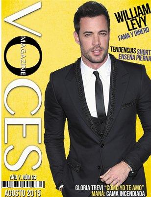 Voces Magazine Septiembre