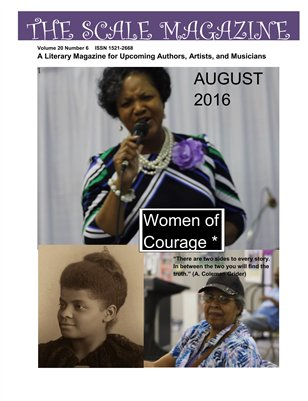 Women of Courage - The Scale Magazine August 2016