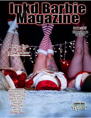 Inkd Barbie Magazine Issue #127 - Marrisa, Destiny, Arwyn