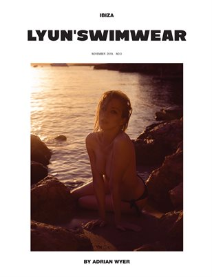 LYUN Swimwear No.3 (VOL No.1)