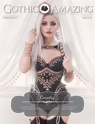 Gothic & Amazing #10 - Corsetry