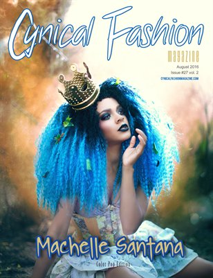 Cynical Fashion Mag Issue #27 Vol.2