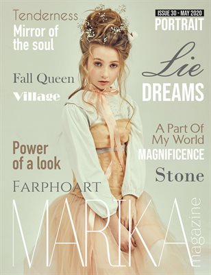MARIKA MAGAZINE PORTRAIT (May - issue 30)
