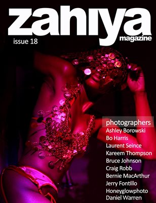 Zahiya Magazine issue 18