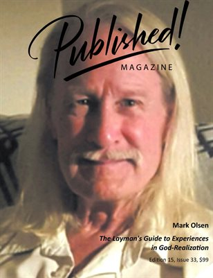 PUBLISHED! #15 Excerpt featuring Mark Olsen!