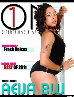 ONE Entertainment Magazine - January 2012
