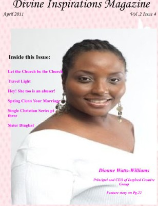 Divine Inspirations Magazine April 2011