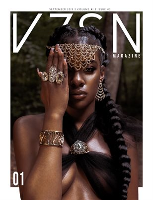 VZSN Magazine | DEBUT | Issue #3
