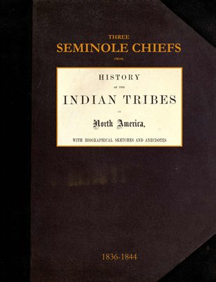 Three Seminole Chiefs