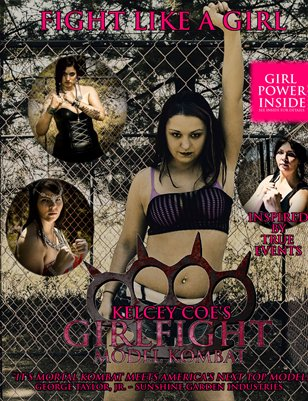 GirlFight: Model Kombat Official Motion Picture Script