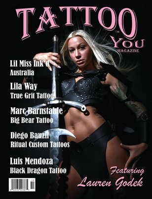October 2014 Tattoo You Magazine